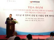 Vietnam vows to facilitate FDI firms' operation