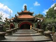 Truong Sa to get Hung Kings shrine