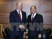 Prime Minister stresses warm relationship with Russia