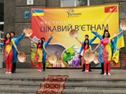 Vietnamese culture on show in Kiev