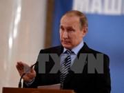 Russian President welcomes ASEAN leaders