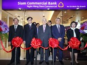 Siam Commercial Bank opens branch in HCM City