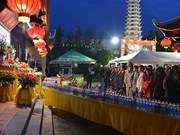 Vietnamese expats hold requiem for naval martyrs