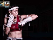 Bui Yen Ly enters semis of Muaythai tournament