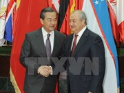 Shanghai Cooperation Organisation backs peace in East Sea