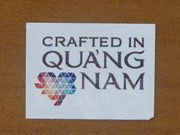 Quang Nam: Fine art products receive local branding