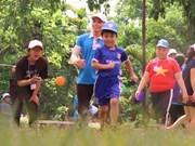 Ho Chi Minh City autistic children join friendly festival