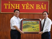 Chinese ethnic affairs official visits Yen Bai