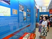Exhibition chronicles President Ho's national salvation trip