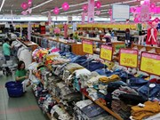 Vietnam's total retail sales increase
