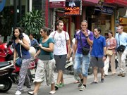20.1 percent surge reported in West European tourist arrivals