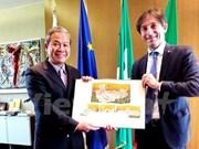 Vietnamese, Italian localities beef up economic ties