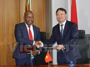Vietnam, South Africa discuss 3 bln USD trade turnover