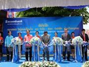 Sacombank Laos inaugurates branch in Champasak