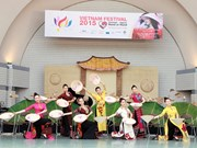 Festival brings Vietnam, Japan closer