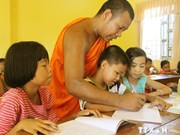 Kien Giang improves education, training for Khmer ethnics