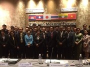 Thailand, Japan co-host fourth Green Mekong Forum