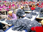 Vietnam leads in import of RoK clothes