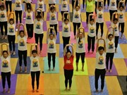 Cities to celebrate International Yoga Day