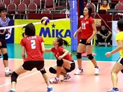 Vietnam to join regional women's volleyball championship