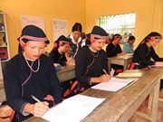 Ha Giang strives to raise literacy rate of over 94 percent by 2020