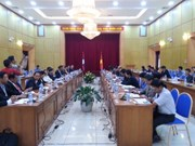 Vietnamese, Lao ministries of planning and investment hold talks