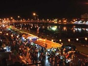 Coastal Phan Thiet City opens night market