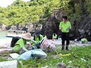 Campaign calls on community to clean sea