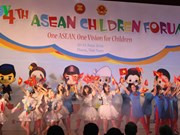 Fourth ASEAN Children Forum closes in Hanoi