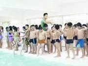 Swimming classes needed to reduce drowning