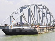 New Ghenh Bridge opens to traffic