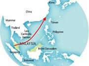 Malaysia, China to open new sea route