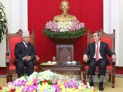 Vietnamese, Nepali communist parties cement relations