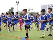 Football for All welcomes kids