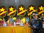 Lao PM conveys condolences over military aircraft accidents