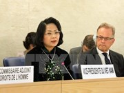 Vietnam contributes to success of UNHRC session