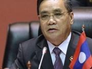 Lao Prime Minister begins Thailand visit