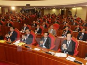 Party Central Committee's third plenum concludes