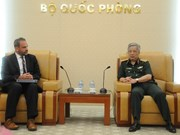 Deputy Defence Minister meets US defence official