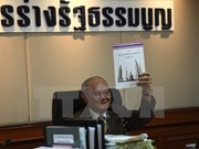 Thai CDC: fake copies of new constitution distributed
