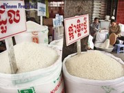 Cambodia's rice export sees decrease in H1