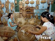 Hanoi to host handicraft fair 2016
