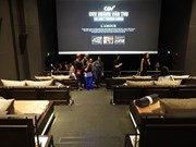 First-ever 12-bed cinema screening room opens in Vietnam
