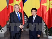 Deputy PM meets Romanian Foreign Minister