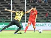 Vietnam beat Malaysia at AFF event