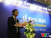 International Telefilm exhibition opens in Hanoi