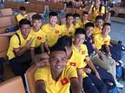 Vietnam win second match at regional tourney