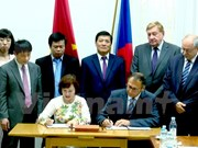 Vietnam, Czech agree on 5-year cooperation plan