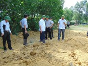 Formosa found burying waste at another landfill in Ha Tinh
