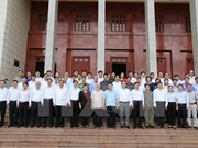 Party chief pays working visit to Lai Chau